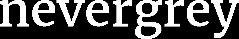 Nevergrey logo